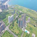 淡海新市鎮靠海土地